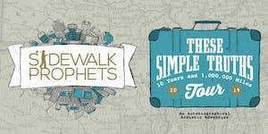 Sidewalk Prophets VOLUNTEERS - Dodge City, KS