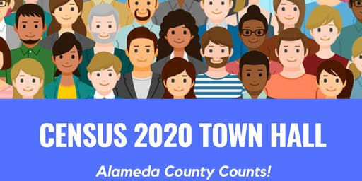 Census 2020 Town Hall for Emeryville