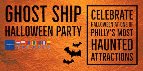 Ghost Ship Halloween Party tickets