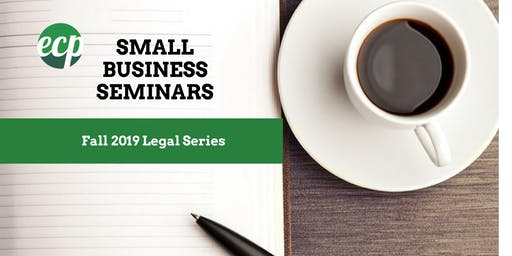 Employment Law 101 for Small Businesses