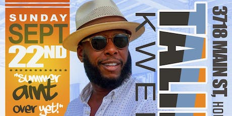 Alley Kat Day Party featuring Talib Kweli tickets