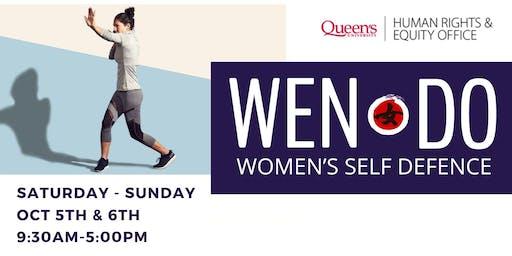WEN-DO Women's Self Defense Course