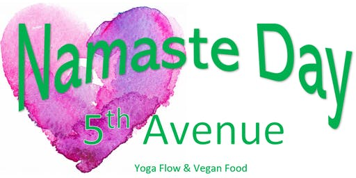 Namaste Day 5th Ave