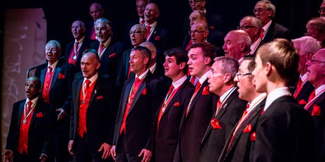 Learn to Sing with Spirit of Harmony Men's Chorus tickets
