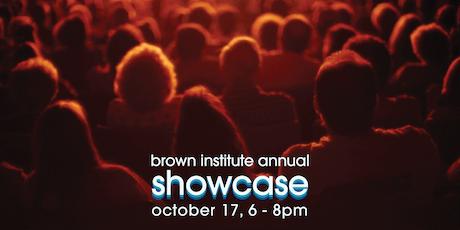 2018-2019 Brown Institute Showcase tickets