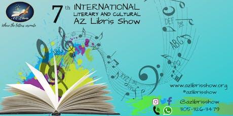 VII AZ LIBRIS SHOW 2019 tickets