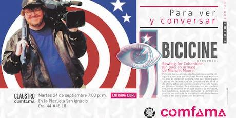 Bicicine tickets