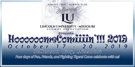 Lincoln University of Missouri HOMECOMING 2019 tickets