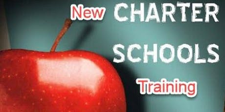 New Charter Schools: Training for Federal Title Programs tickets