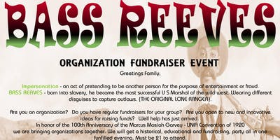The Bass Reeves Event