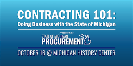 Contracting 101: Doing Business with the State of Michigan tickets