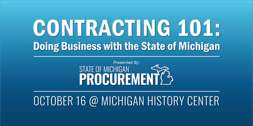 Contracting 101: Doing Business with the State of Michigan