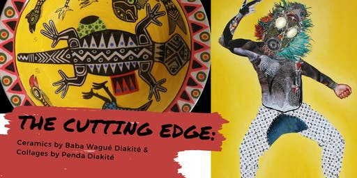 The Cutting Edge: Penda Diakité & Baba Wagué Diakité
