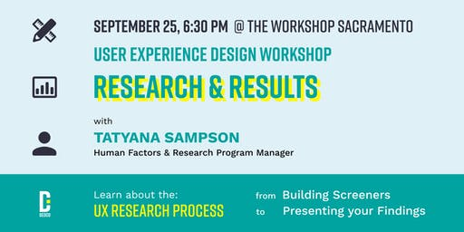 User Experience Design Workshop: Research and Results