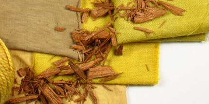 Dyeing With Ancient Colors