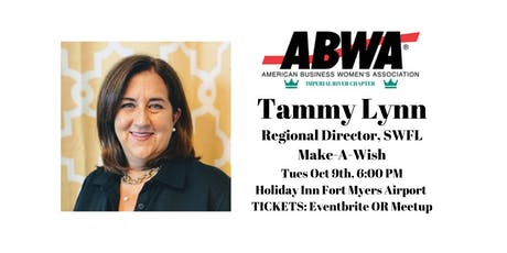 October 9th - Tammy Lynn, Make-A-Wish tickets