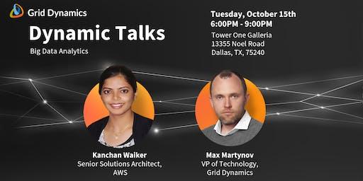 "Dynamic Talks: Dallas ""Big Data Analytics"""