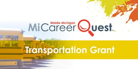 MiCareerQuest Middle Michigan – Transportation Grant Application tickets