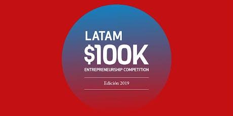 100K LATAM - Gran Final entradas