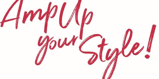Amp' Up Your Style Fall/Holiday Shopping Event