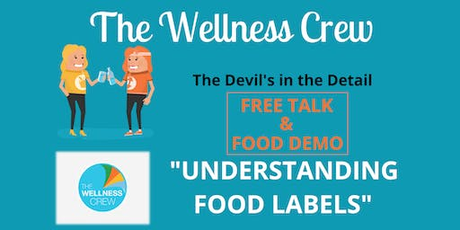 Mindfulness Monday - Understanding Food Labels