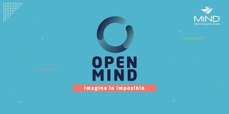 Open MIND 2019 entradas