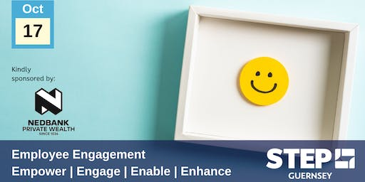 Employee Engagement STEP EPP Event for Trust Practitioners/HR Professionals