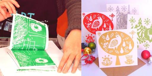 Basic Printmaking Workshop with Wendy Bantam