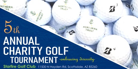 OCA Greater Phoenix Chapter 5th Annual Charity Golf Tournament tickets