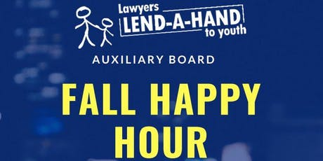 Fall Happy Hour 2019 tickets