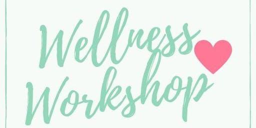 Wellness Workshop & Wine