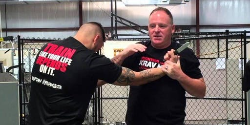 Krav Maga with Ken Brayman