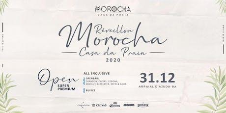 Réveillon Morocha Casa da Praia 2020 ingressos