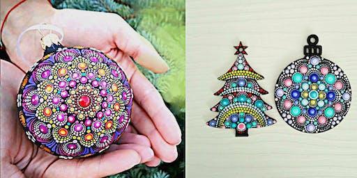 Holiday Ornament Workshop with Wendy Bantam