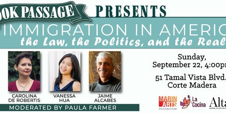 Immigration in America: the Law, the Politics, the Reality  tickets