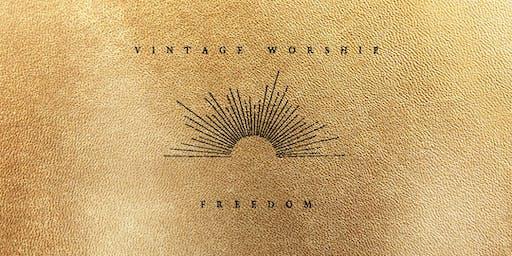 Vintage Worship // EP Release Night