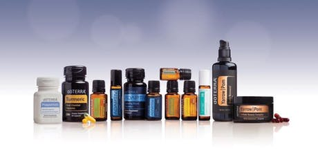 doTERRA Essential Oil 2019 Preview New Products tickets