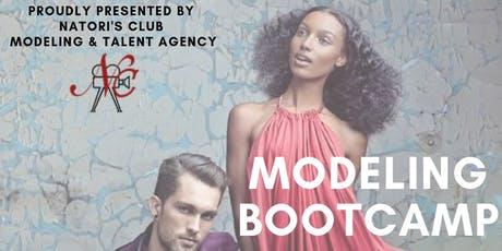 MODELING BOOTCAMP tickets