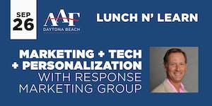 September 26 - AAF Daytona Beach Lunch N' Learn