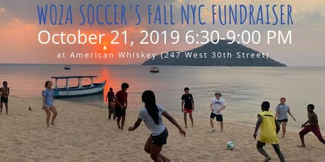Woza Soccer's 2019 Fall NYC Fundraiser tickets