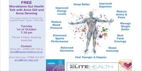 Gut Health Talk tickets