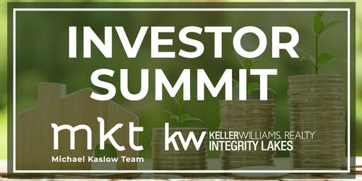 Investor Summit: Building Wealth Through Real Estate