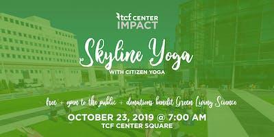 Skyline Yoga with Citizen Yoga