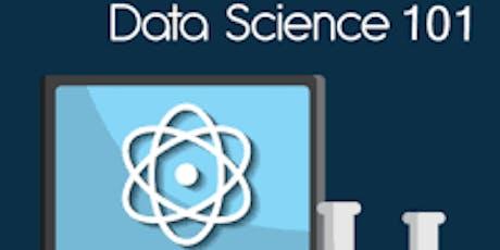 Data Science 101/ Science des données 101 tickets