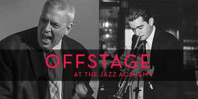 Offstage at the Academy: Ian Finkel and Tony Glausi