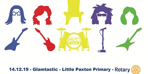 Glamtastic go to Paxton