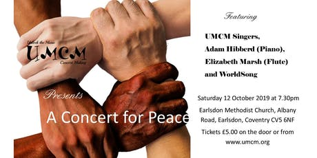A Concert for Peace tickets