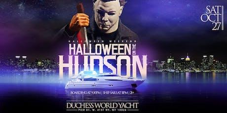 Halloween On The Hudson, Princess Yacht  tickets