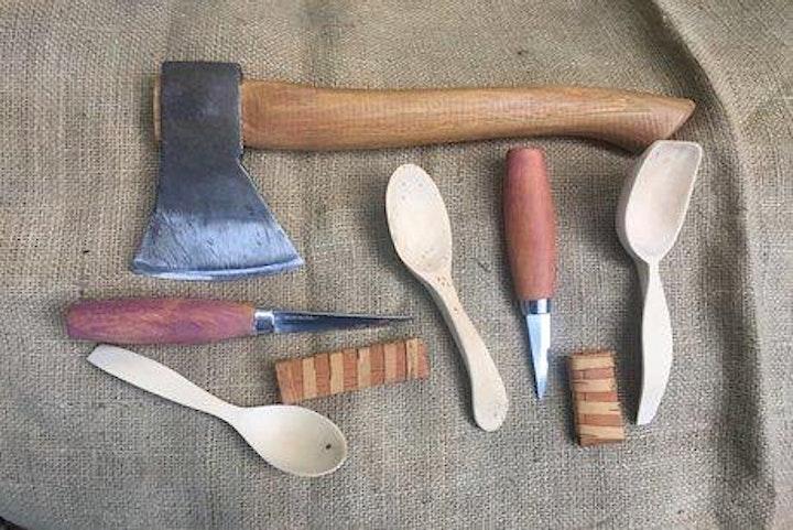 Scandinavian Spoon Carving Course image