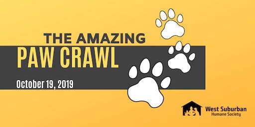 The Amazing Paw Crawl